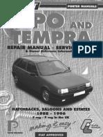 Fiat - Tipo & Tempra SR Manual