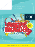 Festival de Music as Para Color i r 1
