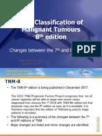 TNM8 Changes
