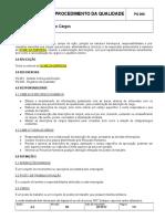 PQ 006 - Descrição de Cargos