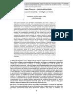 W. F. Netto. Fonologia Discurso e Interdisciplinaridades - Relações Possíveis Entre a Fonologia e a Música (2017)