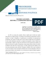 Agulhon-Historia y Compromiso Republicano (Jordi Canal)