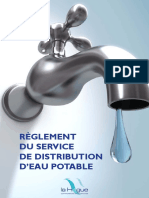 Reglement Service Distribution