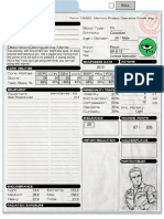 Morrow Project Automated Character Sheet v3