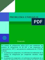 Problemas 2 - Unidad II