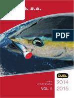 Catalogo Duel 2015