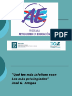 Presentaciu00F3n Del Programa Abril