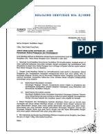 Surat Pekeliling Ikhtisas 2018