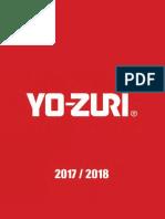 Catalogo Yo-Zuri 2018