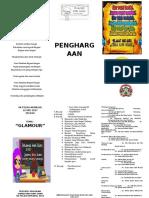 Buku Program Hari Guru Skfk 2017