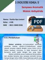 YUNITA (Maleic Anhydride).pptx