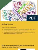 wiu student copy wiu assessments ppt