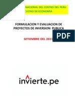 Invierte Peru 2