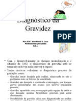 DIAGNOSTICO DA GRAVIDEZ