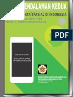 Provider Data Spasial Di Indonesia
