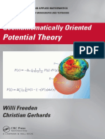 Geomathematically Oriented Potential Theory 1439895422_Geomathematicallyrj