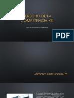 Derecho de La Competencia XIII-SEGUNDO PARCIAL