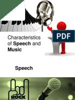 Speech,Music,Noise