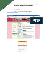 2)Manual Pengguna Sistem Online Ppim (Sekolah)