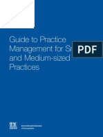 IFAC Guide to Practice Management