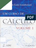 Um Curso de Cálculo Vol.1 - 5ªEd. Guidorizzi.pdf