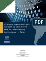 Aspectos Destacados de La Economia y El Coomercio Entre Los Estados Unidos y America Latina y El Caribe