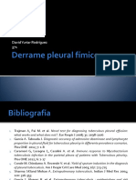 Derrame Pleural Fímico