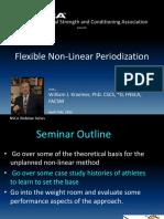 FlexibleNon LinearPeriodization PPT.ppt