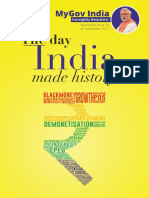 The Day India made History - Digital Newsletter