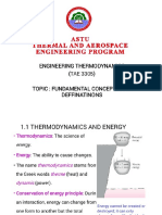 Thermo Chap 1