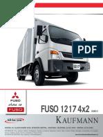 FUSO 1217 4x2