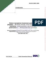SNI ISO 28001_2009