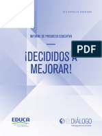 AF Informe Progreso Educativo EDUCA