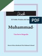 Santo Profeta Mohammad Breve Historia