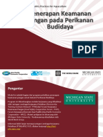 Aquaculture 3-Food Safety Practices for Aquaculture Production BAHASA