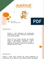 Apresentação Scratch