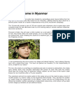 The War to Come in Myanmar