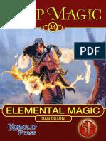 Deep Magic 14 Elemental Magic