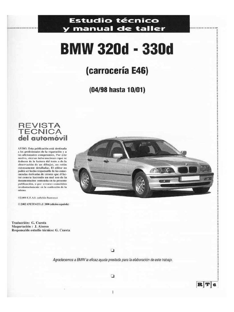 docslide net bmw 320d 330d carroceria e46 estudio tecnico y manual rh scribd com BMW E90 BMW E36