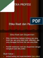 7. Etika Riset & Paten (1)