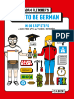 How to Be German in 50 Easy Steps