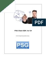 Psg Client c Sharp