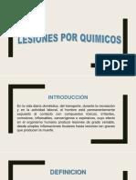 Lesiones Quimicas Expo Completo