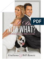 I DO, NOW WHAT? by Giuliana and Bill Rancic (Book Excerpt)