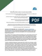 Final Mdr Cbi Press Release