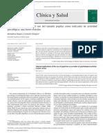 Estudio Científico de La Dilatación Pupilar