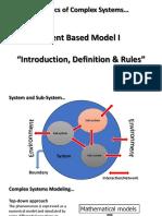 Materi Kuliah_Agent Based Model I