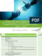 Global Affective Computing Market Forecast and Opportunities, 2022_Brochure