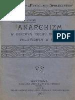 Anarchizm w Rosji