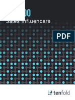 Top 100 Sales Influencers